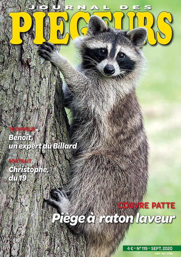Journal des piegeurs n° 119