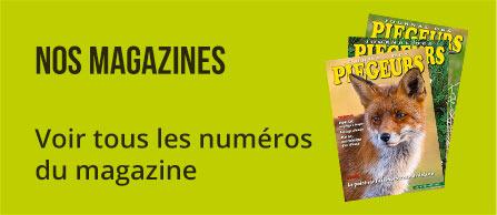 Nos magazines